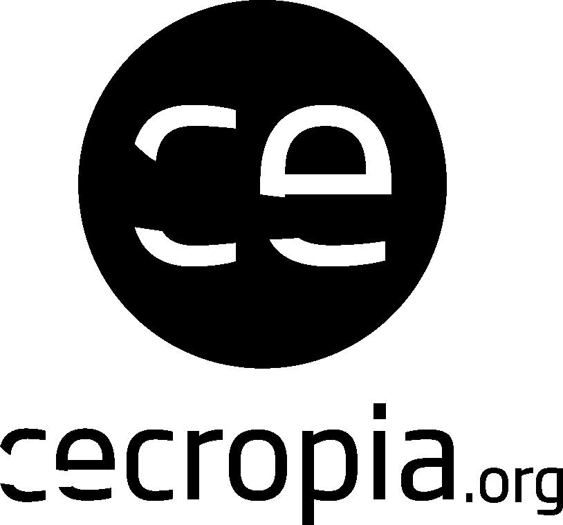 Logo cecropia 2018 negro